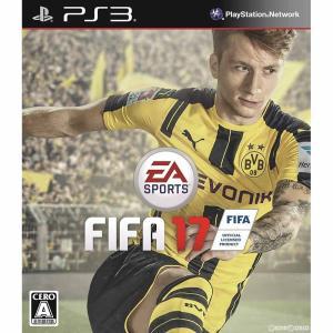 『新品即納』{PS3}FIFA 17 通常版(20160929)