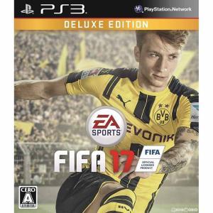 『中古即納』{PS3}FIFA 17 DELUXE EDITION(デラックスエディション/限定版)(20160929) media-world