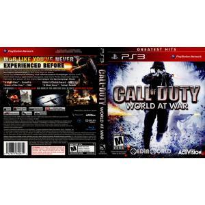 ■タイトル:Call of Duty: World at War(コール オブ デューティ ワールド...