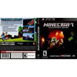 『中古即納』{PS3}Minecraft: PlayStation 3 Edition(マインクラフト プレイステーション3 エディション)(北米版)(3000385)(20140516)|media-world