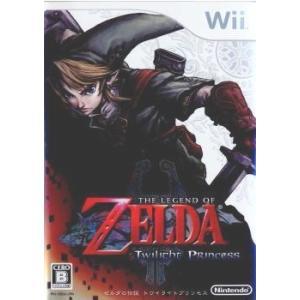 『中古即納』{Wii}ゼルダの伝説 トワイライトプリンセス(20061202)|media-world