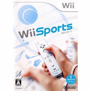 『中古即納』{Wii}Wii Sports(Wiiスポーツ)(20061202)|media-world