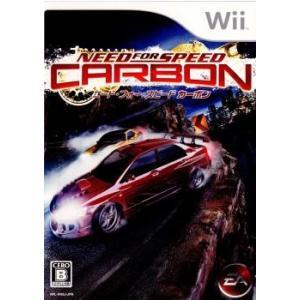『中古即納』{Wii}ニード・フォー・スピード カーボン(Need for Speed: Carbon / NFSC)(20061221)|media-world