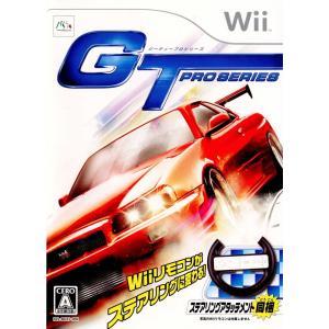 『中古即納』{表紙説明書なし}{Wii}ジーティー・プロシリーズ(ソフトのみ)(20070111) media-world