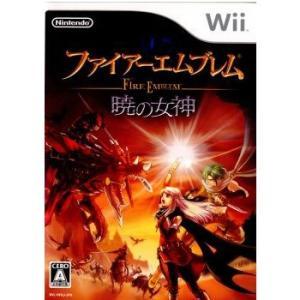 『中古即納』{表紙説明書なし}{Wii}ファイアーエムブレム 暁の女神(あかつきのめがみ)(20070222)|media-world