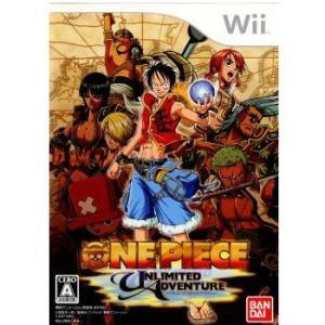 『中古即納』{Wii}ワンピース アンリミテッドアドベンチャー(ONE PIECE Unlimited Adventure)(RVL-P-RIPJ)(20070426) media-world