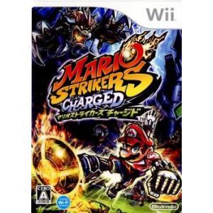 『中古即納』{Wii}マリオストライカーズチャージド(20070920)|media-world