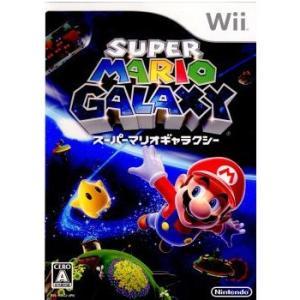 『中古即納』{表紙説明書なし}{Wii}スーパーマリオギャラクシー(20071101) media-world
