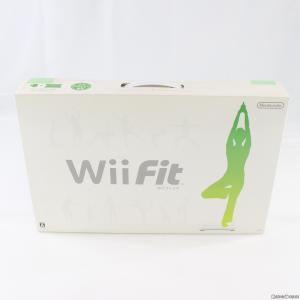 『中古即納』{表紙説明書なし}{Wii}Wii Fit(ウィーフィット)(バランスWiiボード同梱)(20071201) media-world