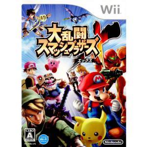 『中古即納』{Wii}大乱闘スマッシュブラザーズX(エックス)(20080131)|media-world