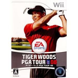 『中古即納』{Wii}タイガー・ウッズ PGA TOUR 08(20071108) media-world