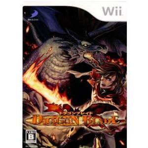 『中古即納』{Wii}DRAGON BLADE(ドラゴンブレイド)(20071122) media-world