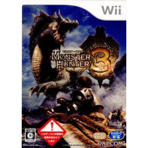 『中古即納』{表紙説明書なし}{Wii}モンスターハンター3(トライ) / MH3(tri-) 通常版(20090801)|media-world
