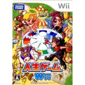 『中古即納』{Wii}人生ゲームWii(20071227) media-world