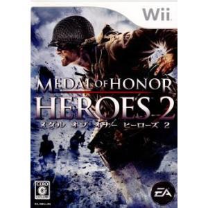 『中古即納』{Wii}メダル オブ オナー ヒーローズ2(Medal of Honor: Heroes 2)(20080214) media-world