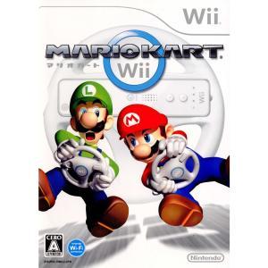 『中古即納』{表紙説明書なし}{Wii}マリオカートWii(ソフト単品)(20080410)|media-world