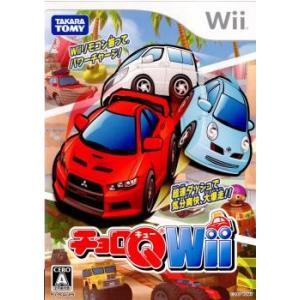『中古即納』{Wii}チョロQ Wii(20080228)|media-world