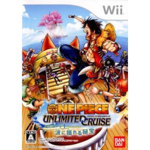 『中古即納』{Wii}ワンピース アンリミテッドクルーズ エピソード1 波に揺れる秘宝(RVL-P-ROUJ)(20080911) media-world