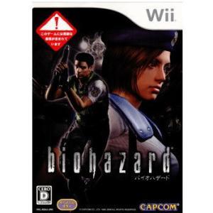 『中古即納』{Wii}バイオハザード(Biohazard)(20081225) media-world