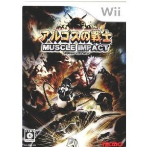 『中古即納』{Wii}アルゴスの戦士 マッスルインパクト(MUSCLE IMPACT)(20081211) media-world