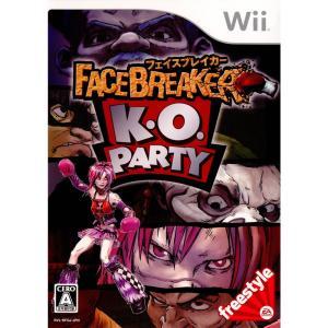 『中古即納』{Wii}フェイスブレイカー K.O. パーティー(20081211) media-world