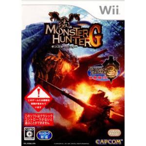 『中古即納』{表紙説明書なし}{Wii}モンスターハンターG(MHG)(20090423) media-world