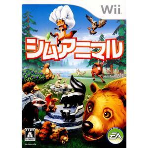 『中古即納』{Wii}シムアニマル(20090219)|media-world