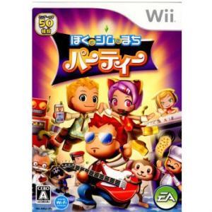 『中古即納』{Wii}ぼくとシムのまち パーティー(20090312) media-world