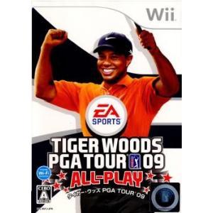 『中古即納』{Wii}タイガー・ウッズ PGA TOUR 09 ALL-PLAY(20090319) media-world