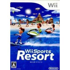 『中古即納』{Wii}Wii Sports Resort(ウィースポーツリゾート)(ソフト単品)(20090625)|media-world