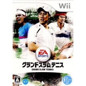 『中古即納』{Wii}EA SPORTS グランドスラムテニス(GRAND SLAM TENNIS)(20090702)|media-world