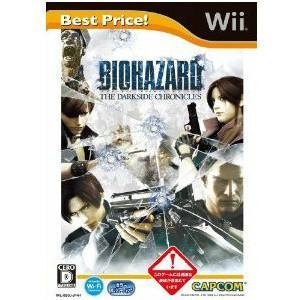 『中古即納』{Wii}BIOHAZARD THE DARKSIDE CHRONICLES(バイオハザード/ダークサイド・クロニクルズ)(20100114)|media-world