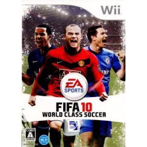 『中古即納』{Wii}FIFA 10 ワールドクラス サッカー(World Class Soccer)(20091022) media-world