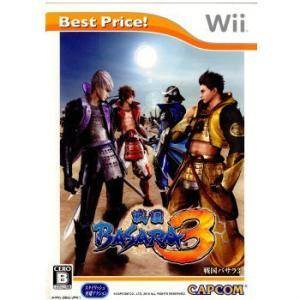 『中古即納』{Wii}戦国BASARA3 Best Price!(戦国バサラ3 ベストプライス!)(RVL-P-SB3J)(20110602) media-world