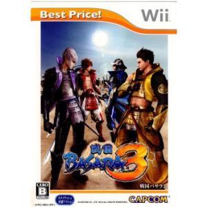 『中古即納』{表紙説明書なし}{Wii}戦国BASARA3 Best Price!(戦国バサラ3 ベストプライス!)(RVL-P-SB3J)(20110602) media-world