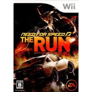 『中古即納』{Wii}ニード・フォー・スピード ザ・ラン(Need for Speed: The Run)(20111208) media-world