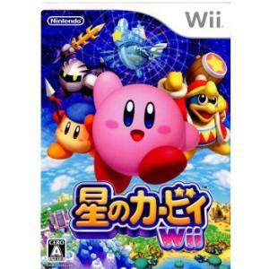 『中古即納』{Wii}星のカービィWii(20111027) media-world