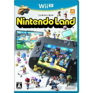 『中古即納』{表紙説明書なし}{WiiU}Nintendo Land(ニンテンドーランド)(20121208)|media-world