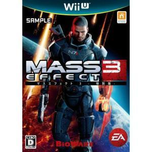 『中古即納』{WiiU}MASS EFFECT 3(マスエフェクト3) -特別版-(20121208)|media-world