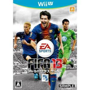 『中古即納』{表紙説明書なし}{WiiU}FIFA13 ワールドクラスサッカー(20121208)|media-world