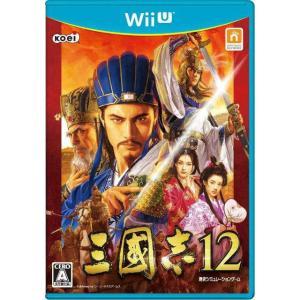 『中古即納』{WiiU}三國志12(三国志12)(20121213)|media-world