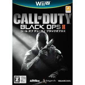 『中古即納』{WiiU}コール オブ デューティ ブラックオプス2(CALL OF DUTY BLACK OPS II)(吹き替え版)(20121220)|media-world