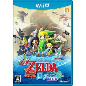 『中古即納』{WiiU}ゼルダの伝説 風のタクト HD(20130926)|media-world