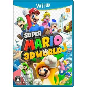 『中古即納』{WiiU}スーパーマリオ 3Dワールド(20131121)|media-world