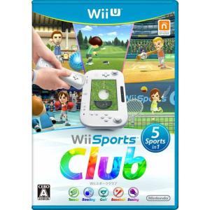 『中古即納』{WiiU}Wii Sports Club(ウィースポーツクラブ)(20140717)|media-world