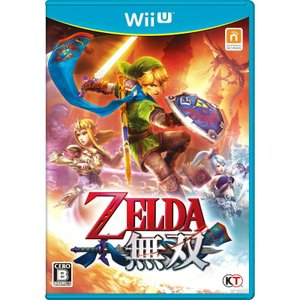 『中古即納』{WiiU}ゼルダ無双 通常版(20140814)|media-world