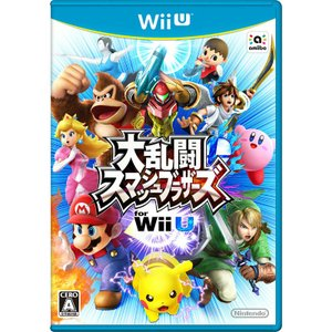 『中古即納』{表紙説明書なし}{WiiU}大乱闘スマッシュブラザーズ for Wii U 通常版(20141206)|media-world