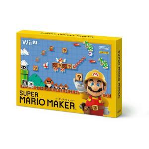 『中古即納』{WiiU}スーパーマリオメーカー(SUPER MARIO MAKER)(ソフトカバー仕様ブックレット同梱)(20150910)|media-world