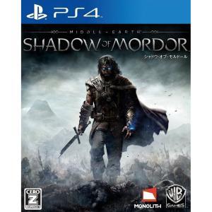 『中古即納』{PS4}シャドウ・オブ・モルドール(Middle-earth: Shadow of Mordor)(20141225) media-world