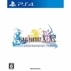 『新品即納』{PS4}FINAL FANTASY X/X-2 HD Remaster(ファイナルファンタジー10/10-2 HDリマスター)(20150514)|media-world